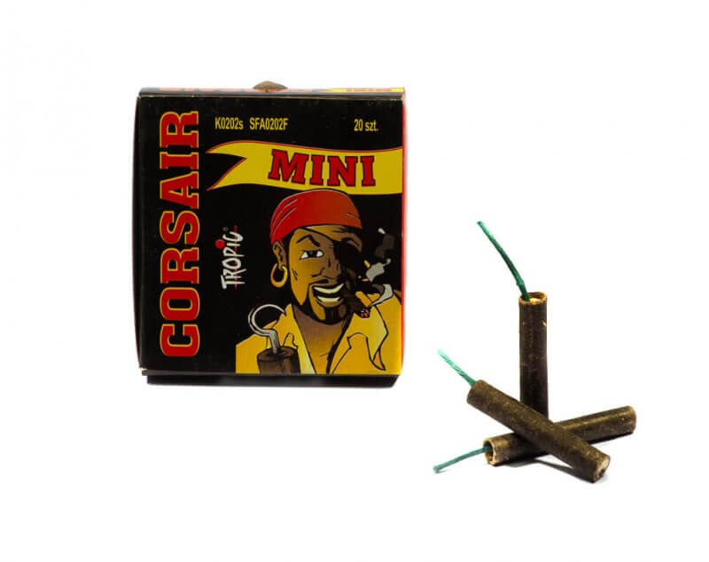 Δυναμιτάκι Mini Corsair (20 τεμαχίων)