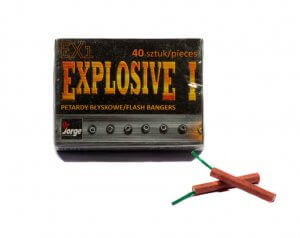 Δυναμιτάκι - Explosive 1 (40 τεμαχίων)